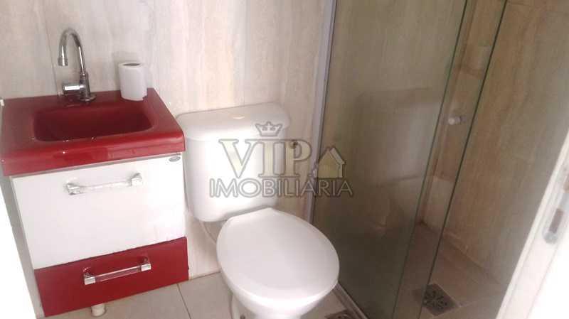 01 9 - Apartamento para alugar Estrada Professor Daltro Santos,Campo Grande, Rio de Janeiro - R$ 800 - CGAP21021 - 9