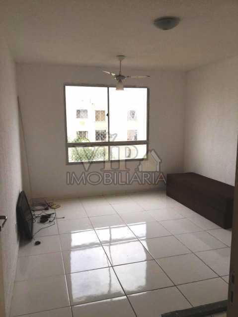01 3. - Apartamento à venda Avenida Cesário de Melo,Cosmos, Rio de Janeiro - R$ 130.000 - CGAP21022 - 3