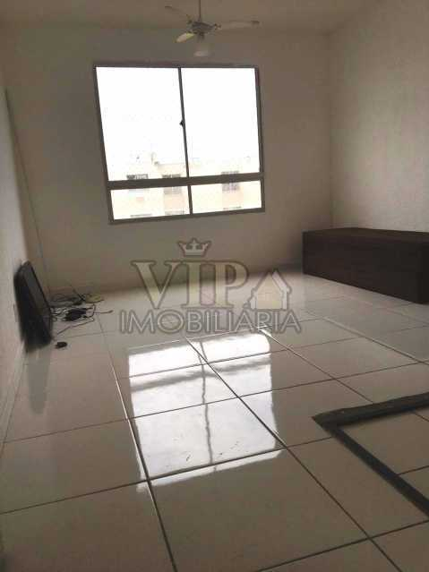 01 4. - Apartamento à venda Avenida Cesário de Melo,Cosmos, Rio de Janeiro - R$ 130.000 - CGAP21022 - 5