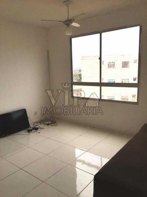 01 6. - Apartamento à venda Avenida Cesário de Melo,Cosmos, Rio de Janeiro - R$ 130.000 - CGAP21022 - 4