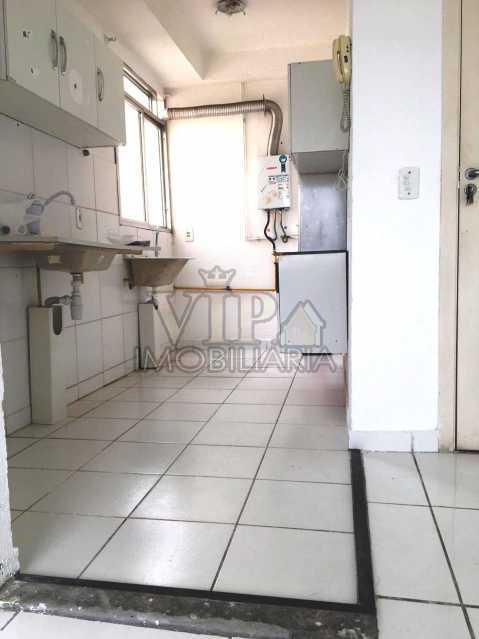 01 8. - Apartamento à venda Avenida Cesário de Melo,Cosmos, Rio de Janeiro - R$ 130.000 - CGAP21022 - 8
