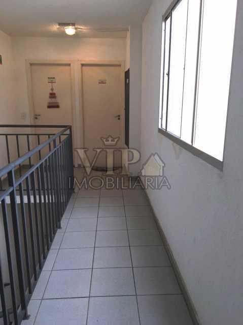 01 22. - Apartamento à venda Avenida Cesário de Melo,Cosmos, Rio de Janeiro - R$ 130.000 - CGAP21022 - 25