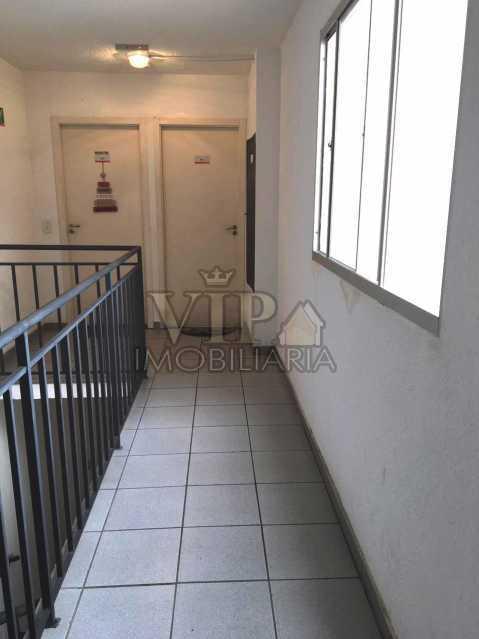 01 23. - Apartamento à venda Avenida Cesário de Melo,Cosmos, Rio de Janeiro - R$ 130.000 - CGAP21022 - 24
