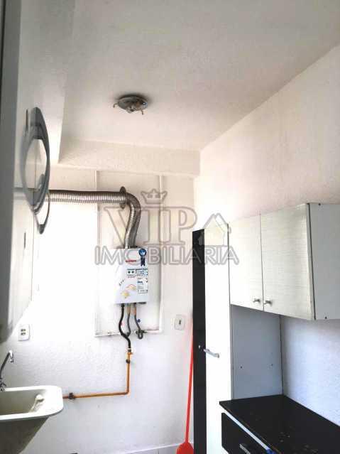 01 24. - Apartamento à venda Avenida Cesário de Melo,Cosmos, Rio de Janeiro - R$ 130.000 - CGAP21022 - 20