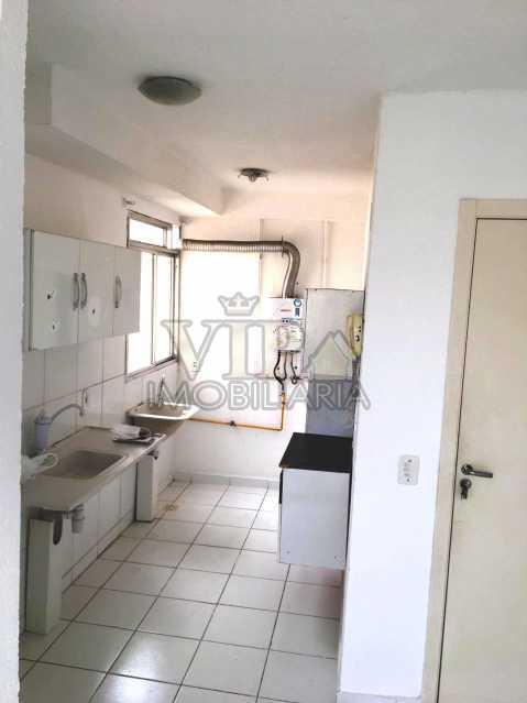 01 25. - Apartamento à venda Avenida Cesário de Melo,Cosmos, Rio de Janeiro - R$ 130.000 - CGAP21022 - 21