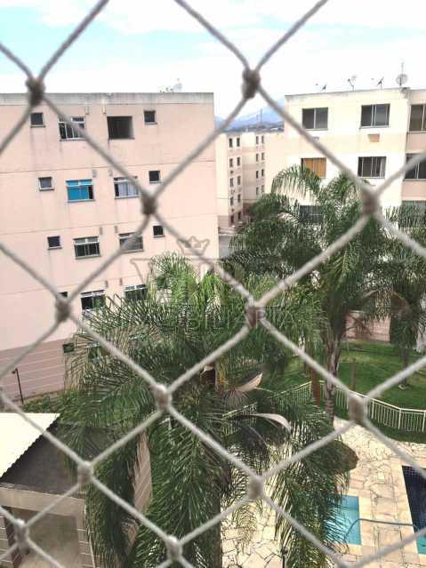 01 26. - Apartamento à venda Avenida Cesário de Melo,Cosmos, Rio de Janeiro - R$ 130.000 - CGAP21022 - 22
