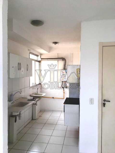01 27. - Apartamento à venda Avenida Cesário de Melo,Cosmos, Rio de Janeiro - R$ 130.000 - CGAP21022 - 23