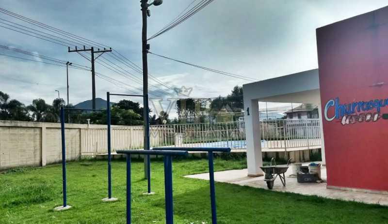 cond - Casa em Condomínio à venda Avenida Brasil,Campo Grande, Rio de Janeiro - R$ 100.000 - CGCN20253 - 20