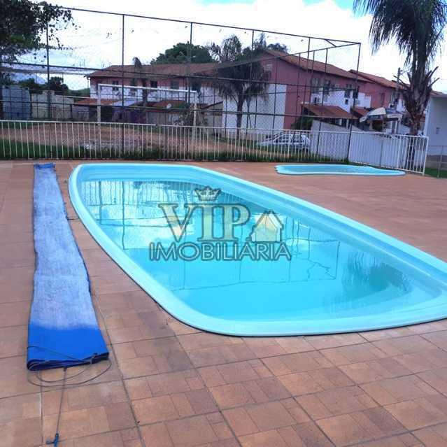 PIS - Casa em Condomínio à venda Avenida Brasil,Campo Grande, Rio de Janeiro - R$ 100.000 - CGCN20253 - 22