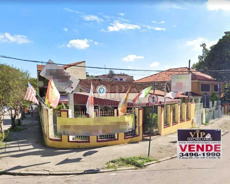cats - Casa Comercial 310m² para venda e aluguel Rua Tatuoca,Campo Grande, Rio de Janeiro - R$ 1.700.000 - CGCC00003 - 1