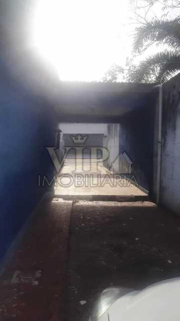02 11. - Galpão 190m² para alugar Rua Sananduva,Campo Grande, Rio de Janeiro - R$ 1.800 - CGGA00010 - 6