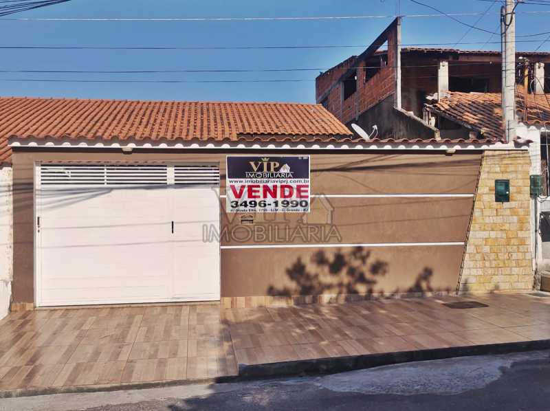 CAPA - Casa em Condomínio à venda Rua Costinha,Cosmos, Rio de Janeiro - R$ 300.000 - CGCN20259 - 1