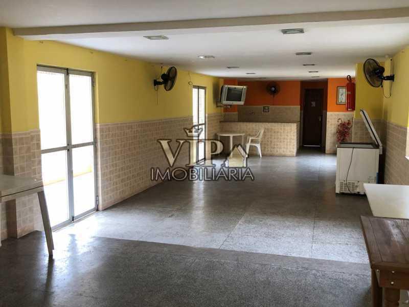 3357_G1573340504 - Apartamento para alugar Avenida Cesário de Melo,Campo Grande, Rio de Janeiro - R$ 550 - CGAP21030 - 15