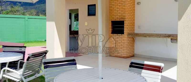 8 - Cobertura à venda Estrada da Cachamorra,Campo Grande, Rio de Janeiro - R$ 390.000 - CGCO20012 - 20