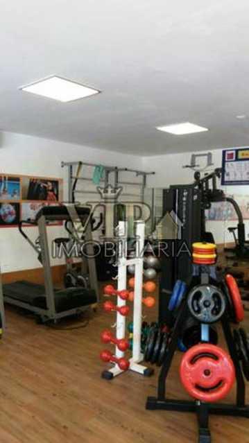 academia - Cobertura à venda Estrada da Cachamorra,Campo Grande, Rio de Janeiro - R$ 390.000 - CGCO20012 - 23