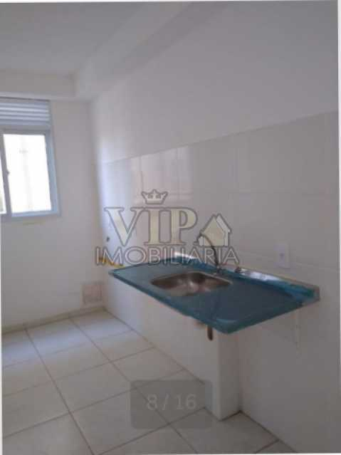 WhatsApp Image 2021-09-08 at 1 - Apartamento para alugar Estrada da Cachamorra,Campo Grande, Rio de Janeiro - R$ 800 - CGAP21036 - 20
