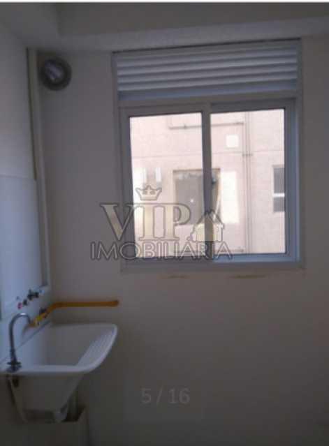 WhatsApp Image 2021-09-08 at 1 - Apartamento para alugar Estrada da Cachamorra,Campo Grande, Rio de Janeiro - R$ 800 - CGAP21036 - 12