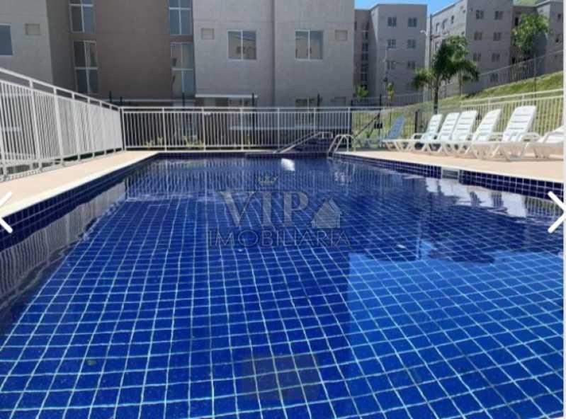 WhatsApp Image 2021-09-08 at 1 - Apartamento para alugar Estrada da Cachamorra,Campo Grande, Rio de Janeiro - R$ 800 - CGAP21036 - 3