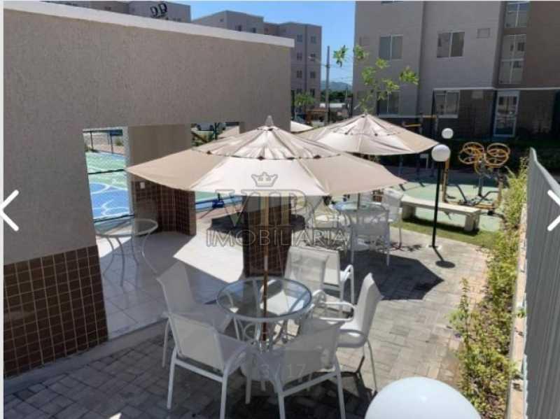 WhatsApp Image 2021-09-08 at 1 - Apartamento para alugar Estrada da Cachamorra,Campo Grande, Rio de Janeiro - R$ 800 - CGAP21036 - 5