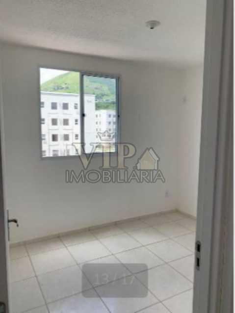 WhatsApp Image 2021-09-08 at 1 - Apartamento para alugar Estrada da Cachamorra,Campo Grande, Rio de Janeiro - R$ 800 - CGAP21036 - 16
