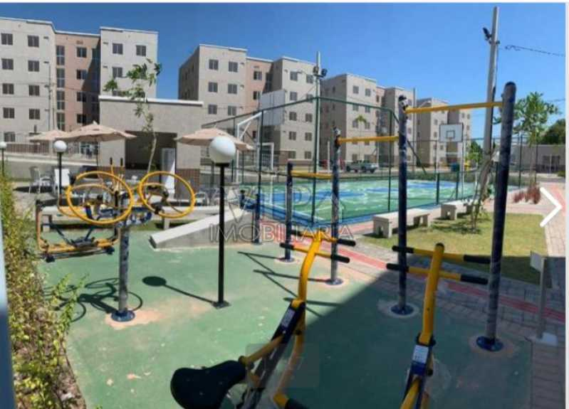 WhatsApp Image 2021-09-08 at 1 - Apartamento para alugar Estrada da Cachamorra,Campo Grande, Rio de Janeiro - R$ 800 - CGAP21036 - 4