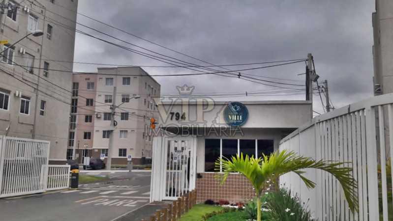 WhatsApp Image 2021-09-08 at 1 - Apartamento para alugar Estrada da Cachamorra,Campo Grande, Rio de Janeiro - R$ 800 - CGAP21036 - 6