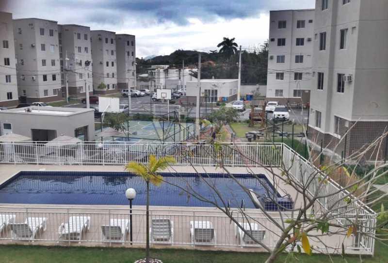 WhatsApp Image 2021-09-08 at 1 - Apartamento para alugar Estrada da Cachamorra,Campo Grande, Rio de Janeiro - R$ 800 - CGAP21036 - 9