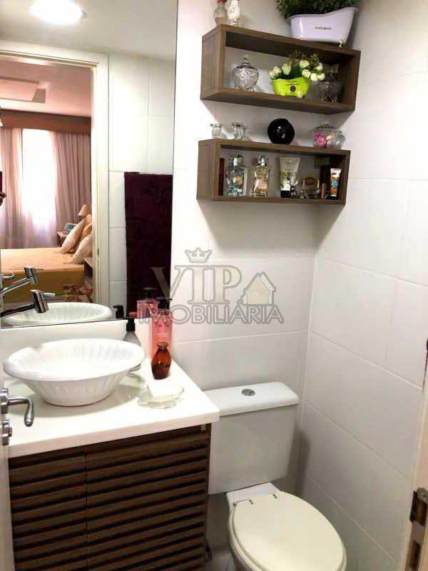 IMG-4077 - Cobertura à venda Estrada da Cachamorra,Campo Grande, Rio de Janeiro - R$ 390.000 - CGCO20013 - 19