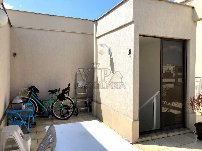 IMG-4082 - Cobertura à venda Estrada da Cachamorra,Campo Grande, Rio de Janeiro - R$ 390.000 - CGCO20013 - 4
