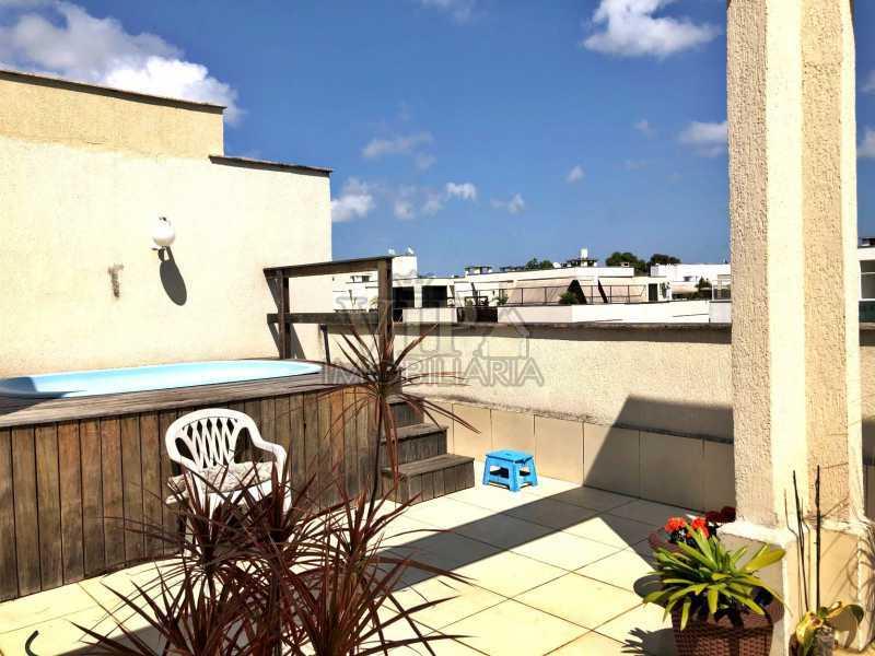 IMG-4087 - Cobertura à venda Estrada da Cachamorra,Campo Grande, Rio de Janeiro - R$ 390.000 - CGCO20013 - 1