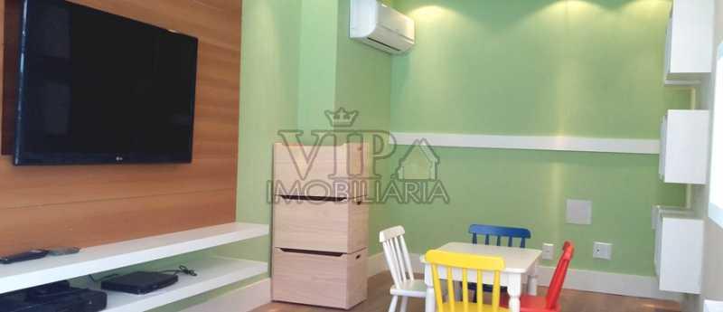 4 - Cobertura à venda Estrada da Cachamorra,Campo Grande, Rio de Janeiro - R$ 390.000 - CGCO20013 - 25