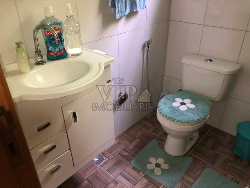 IMG-4799 - Casa à venda Rua Ernane João da Silva,Inhoaíba, Rio de Janeiro - R$ 210.000 - CGCA21230 - 16