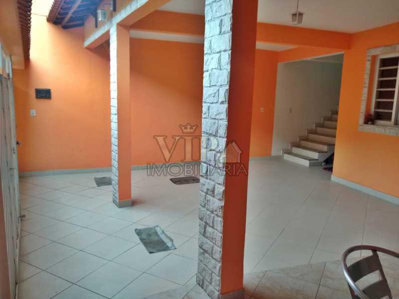 02 2. - Casa à venda Rua Expedito Ribeiro dos Santos,Bangu, Rio de Janeiro - R$ 550.000 - CGCA21232 - 3