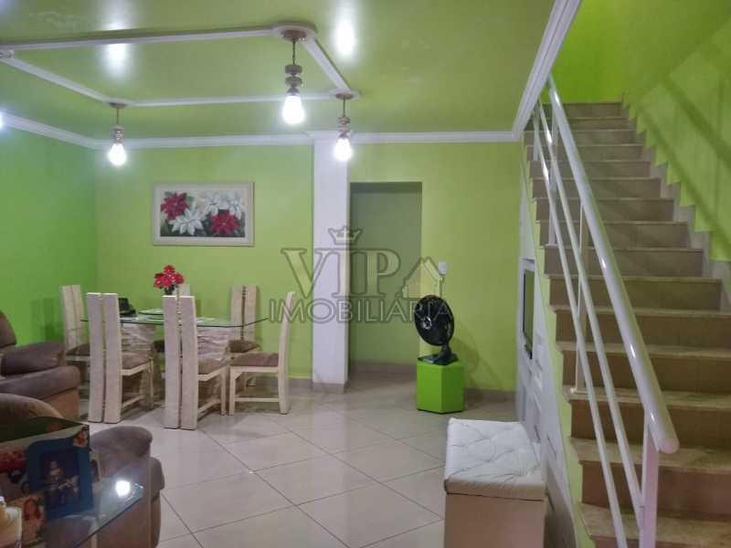 02 16. - Casa à venda Rua Expedito Ribeiro dos Santos,Bangu, Rio de Janeiro - R$ 550.000 - CGCA21232 - 4