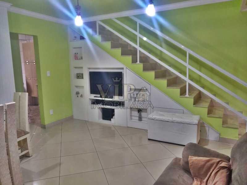 02 18. - Casa à venda Rua Expedito Ribeiro dos Santos,Bangu, Rio de Janeiro - R$ 550.000 - CGCA21232 - 5