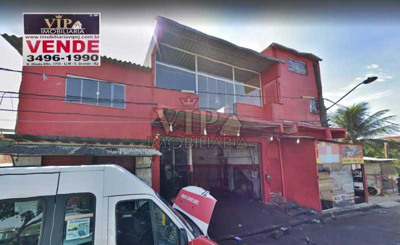 CAPA - Galpão 320m² à venda Rua João da Silva Santos,Inhoaíba, Rio de Janeiro - R$ 2.000.000 - CGGA00011 - 1