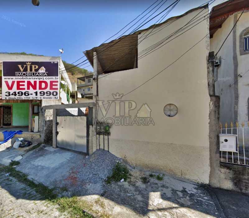Capa - Galpão 60m² à venda Rua Mauro Ferreira Leão,Santíssimo, Rio de Janeiro - R$ 350.000 - CGGA00012 - 1