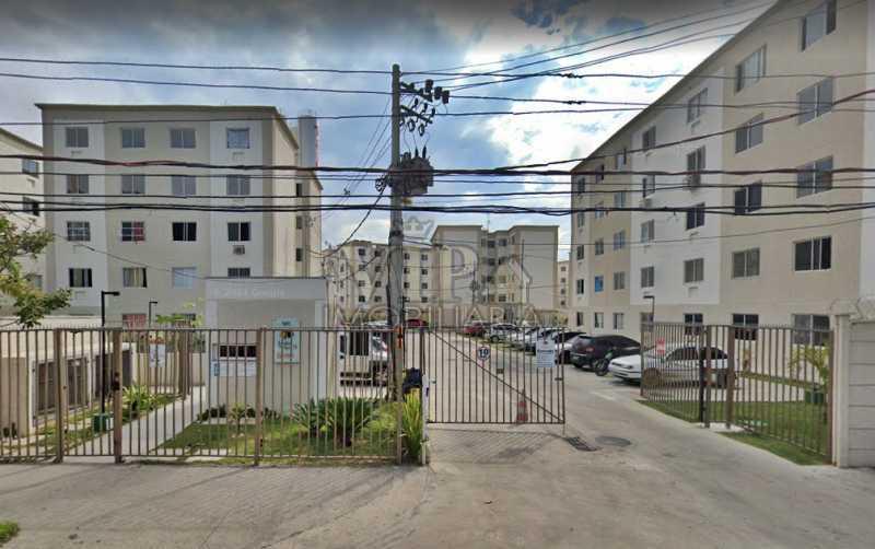 cats - Apartamento à venda Rua dos Jesuítas,Santa Cruz, Rio de Janeiro - R$ 160.000 - CGAP10046 - 1