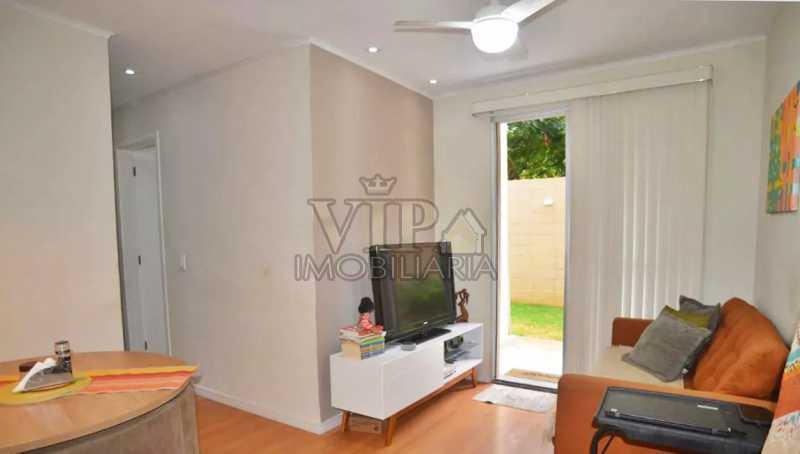 WhatsApp Image 2021-10-14 at 1 - Apartamento para alugar Estrada da Cachamorra,Campo Grande, Rio de Janeiro - R$ 1.300 - CGAP21055 - 3