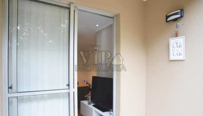 WhatsApp Image 2021-10-14 at 1 - Apartamento para alugar Estrada da Cachamorra,Campo Grande, Rio de Janeiro - R$ 1.300 - CGAP21055 - 16