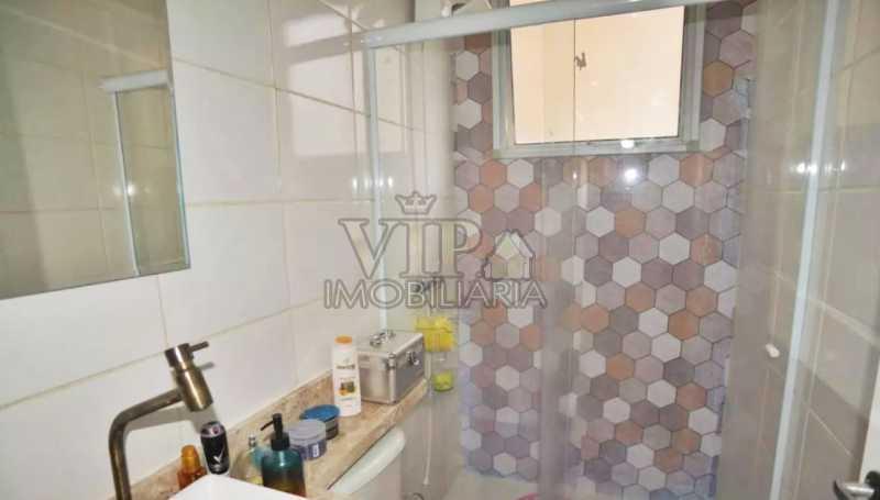 WhatsApp Image 2021-10-14 at 1 - Apartamento para alugar Estrada da Cachamorra,Campo Grande, Rio de Janeiro - R$ 1.300 - CGAP21055 - 11