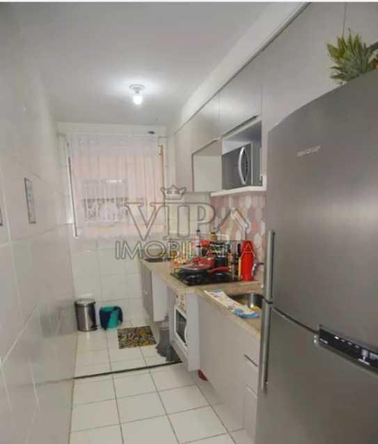 WhatsApp Image 2021-10-14 at 1 - Apartamento para alugar Estrada da Cachamorra,Campo Grande, Rio de Janeiro - R$ 1.300 - CGAP21055 - 7