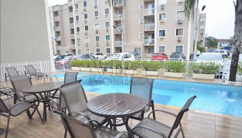 WhatsApp Image 2021-10-14 at 1 - Apartamento para alugar Estrada da Cachamorra,Campo Grande, Rio de Janeiro - R$ 1.300 - CGAP21055 - 19