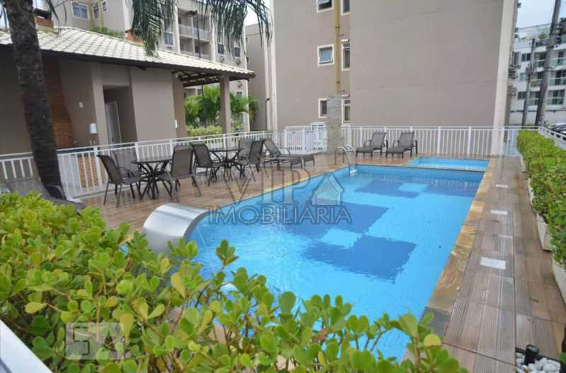 WhatsApp Image 2021-10-14 at 1 - Apartamento para alugar Estrada da Cachamorra,Campo Grande, Rio de Janeiro - R$ 1.300 - CGAP21055 - 20