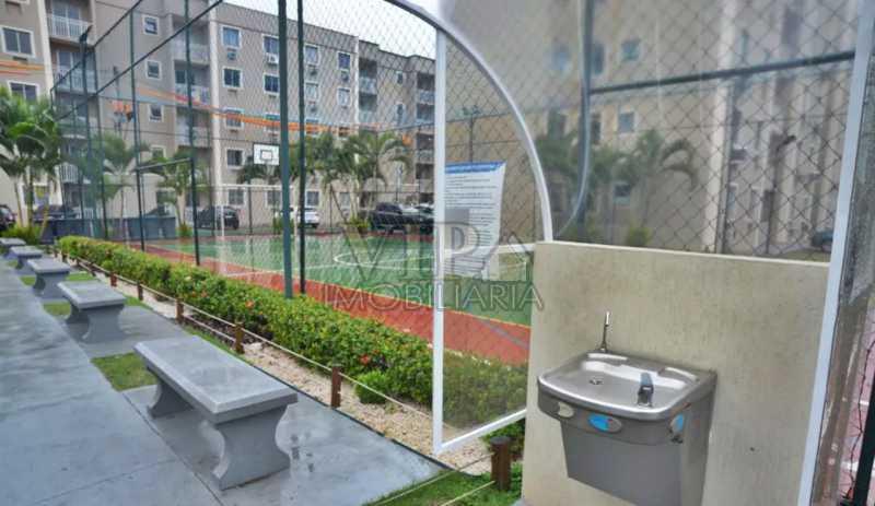 WhatsApp Image 2021-10-14 at 1 - Apartamento para alugar Estrada da Cachamorra,Campo Grande, Rio de Janeiro - R$ 1.300 - CGAP21055 - 22