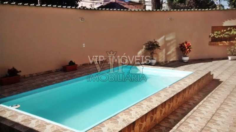 01 - Casa à venda Rua Bangu,Bangu, Rio de Janeiro - R$ 720.000 - CGCA40021 - 1
