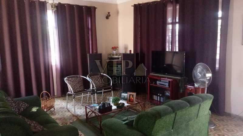 04 - Casa à venda Rua Bangu,Bangu, Rio de Janeiro - R$ 720.000 - CGCA40021 - 4