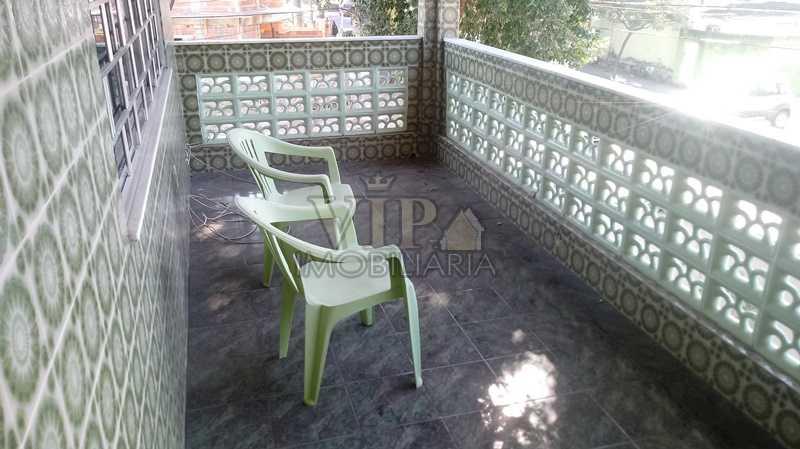 07 - Casa à venda Rua Bangu,Bangu, Rio de Janeiro - R$ 720.000 - CGCA40021 - 9