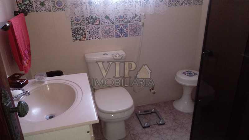 09 - Casa à venda Rua Bangu,Bangu, Rio de Janeiro - R$ 720.000 - CGCA40021 - 11
