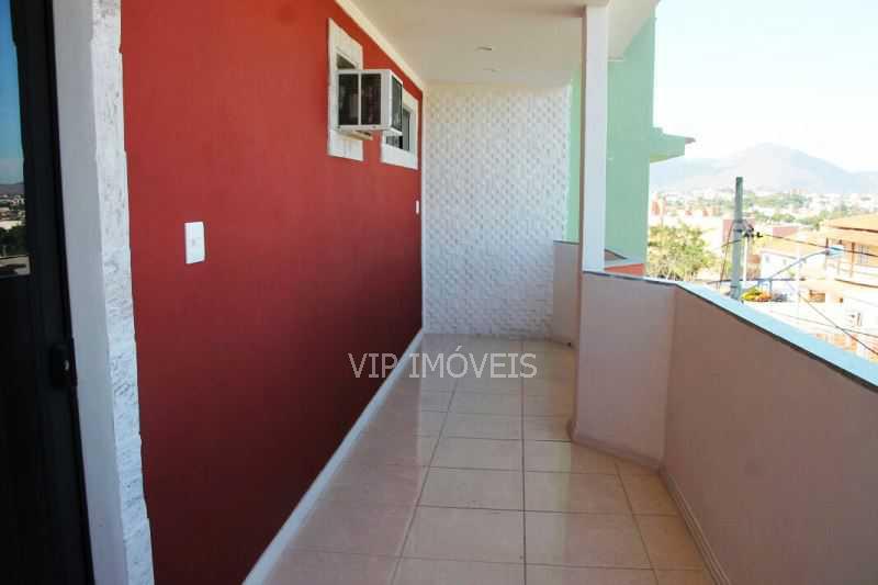 9 - Casa Campo Grande, Rio de Janeiro, RJ À Venda, 3 Quartos, 144m² - CGCA30108 - 8